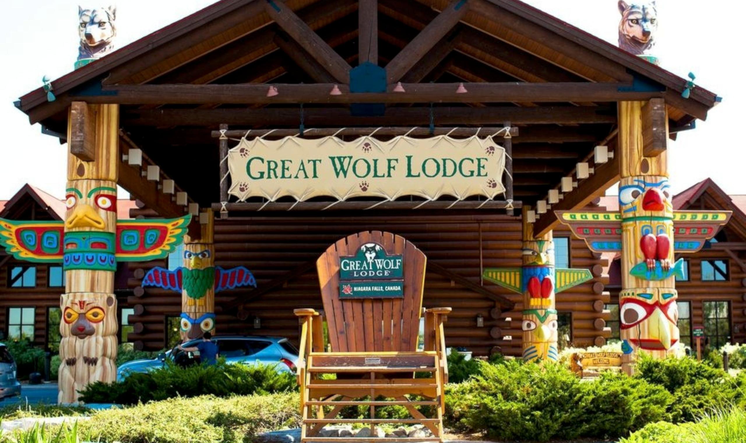 Great Wolf Lodge Niagara Falls Canadian Affair