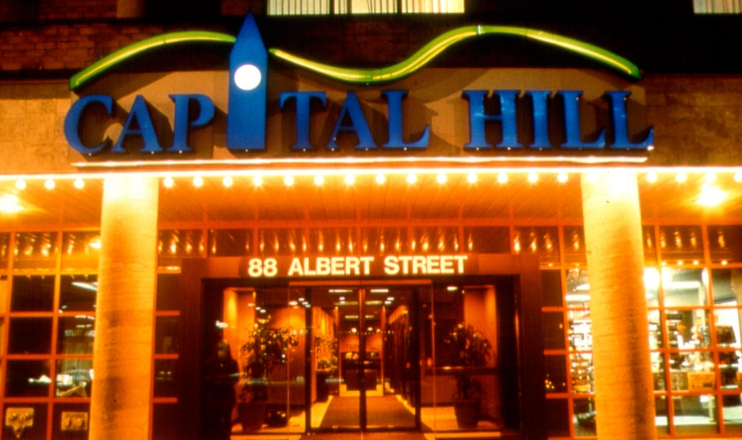 Capital Hill Hotel And Suites Albert Street Ottawa Ontario