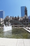 <br/>Nathan Phillips Square fountains