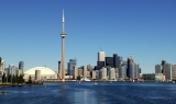 CN Tower skyline
