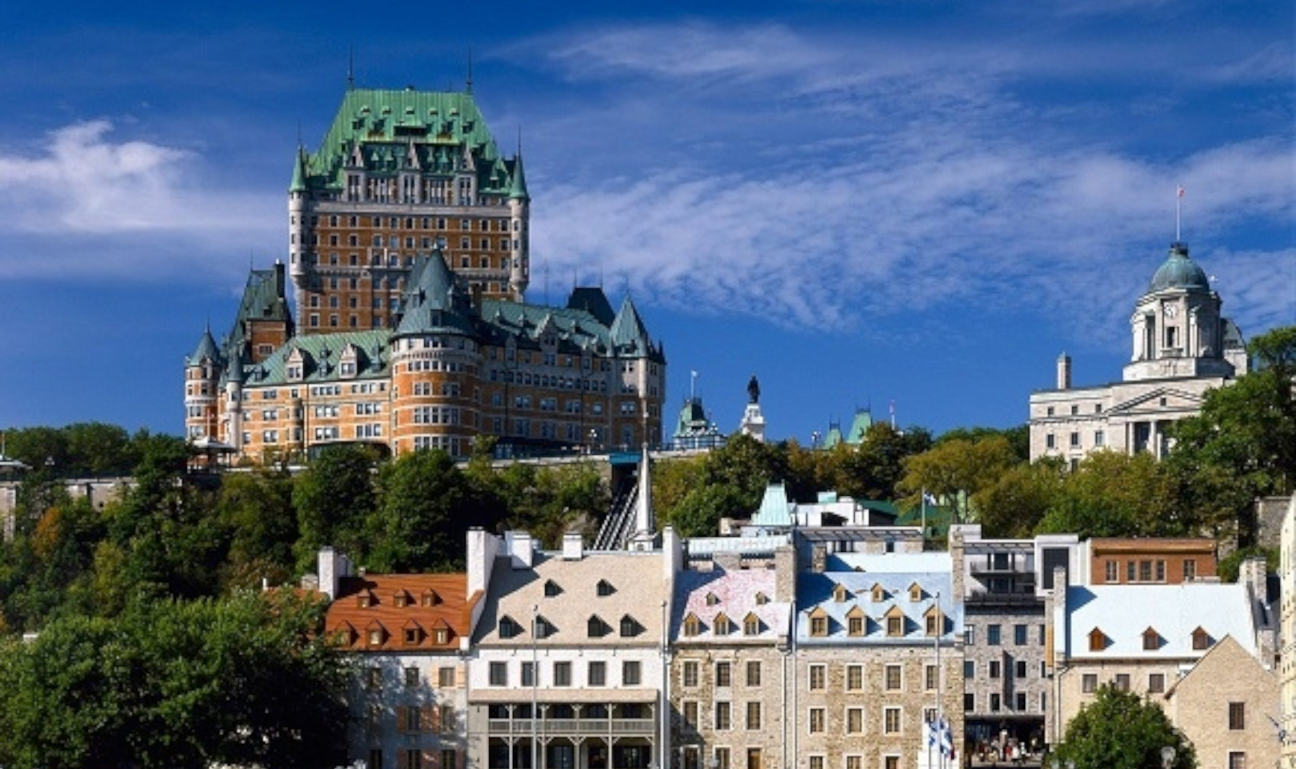how to get from quebec city to montreal