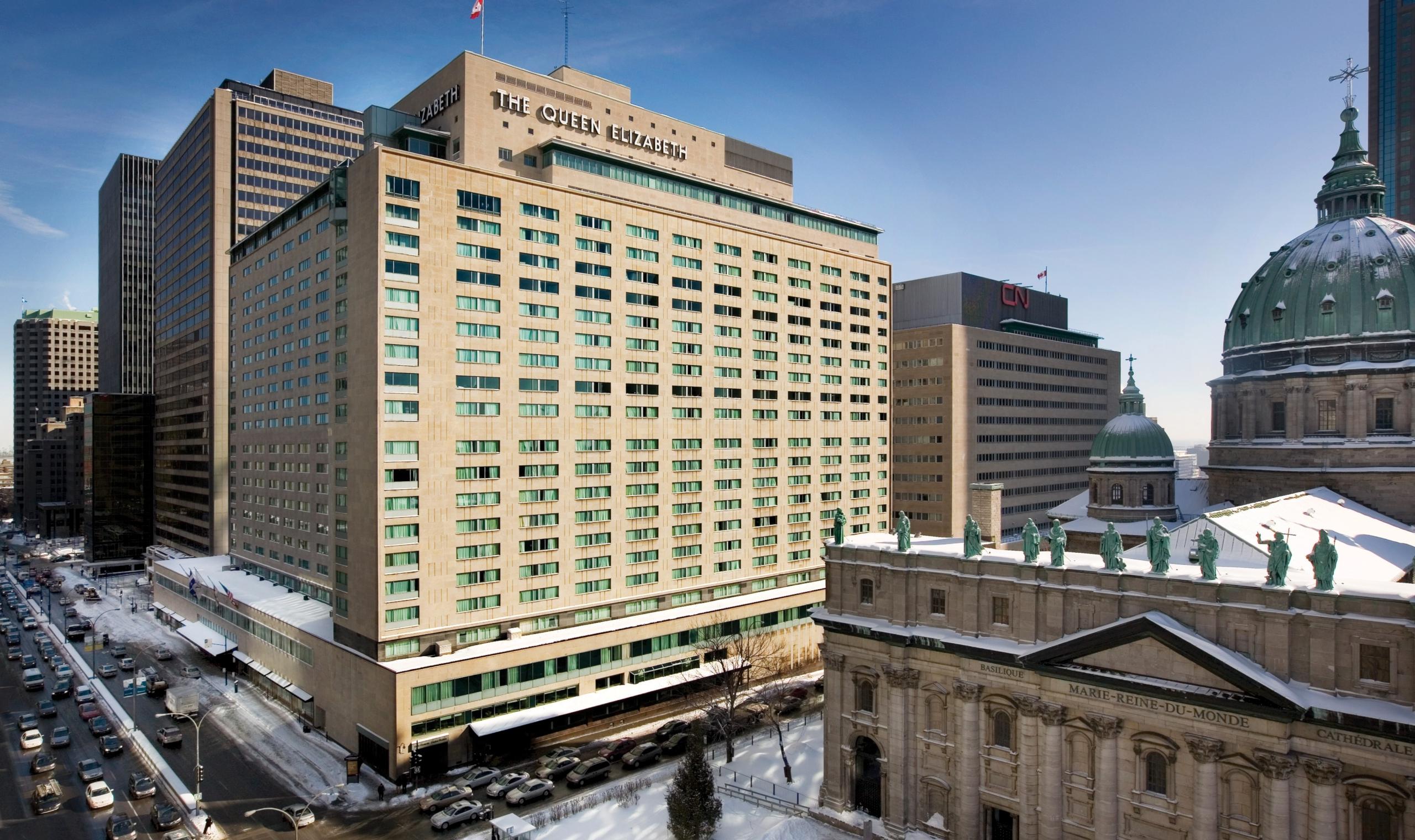 Fairmont Hotel Montreal