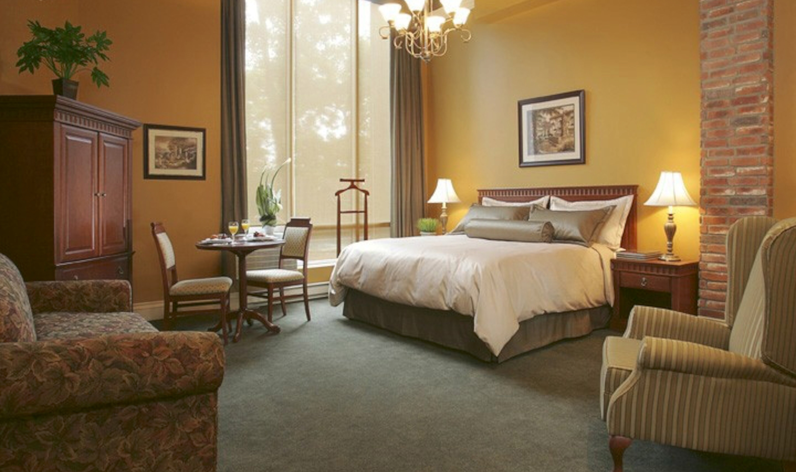 Le Nouvel Hotel Amp Spa Montreal Canadian Affair