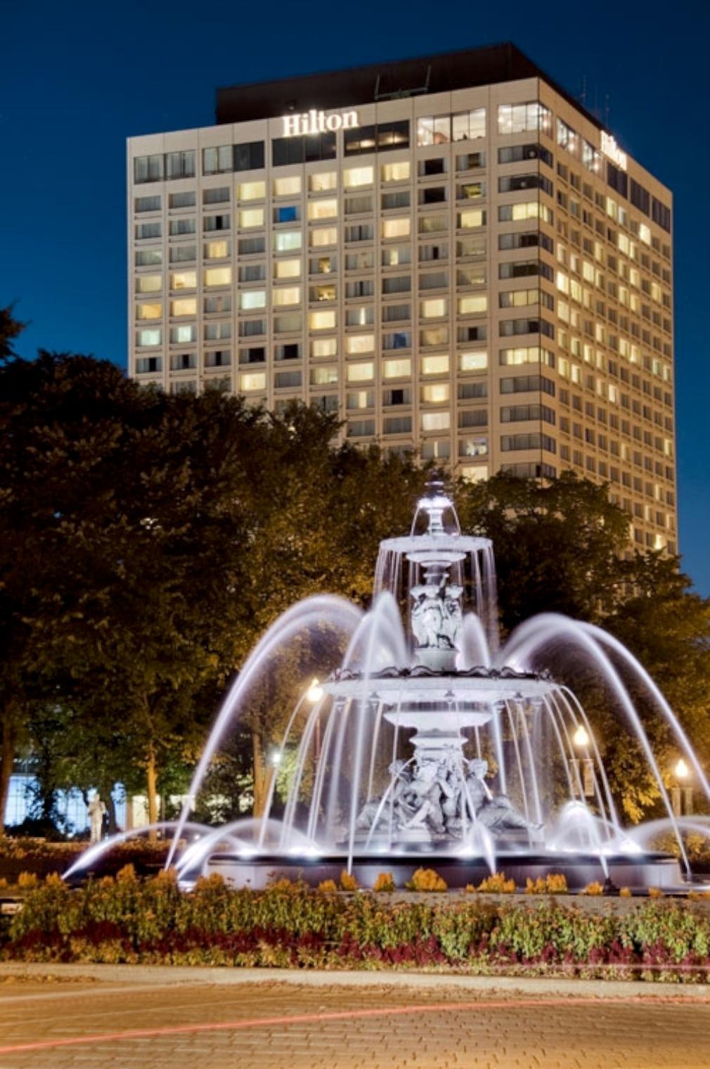 Hilton Quebec Quebec City Canadian Affair