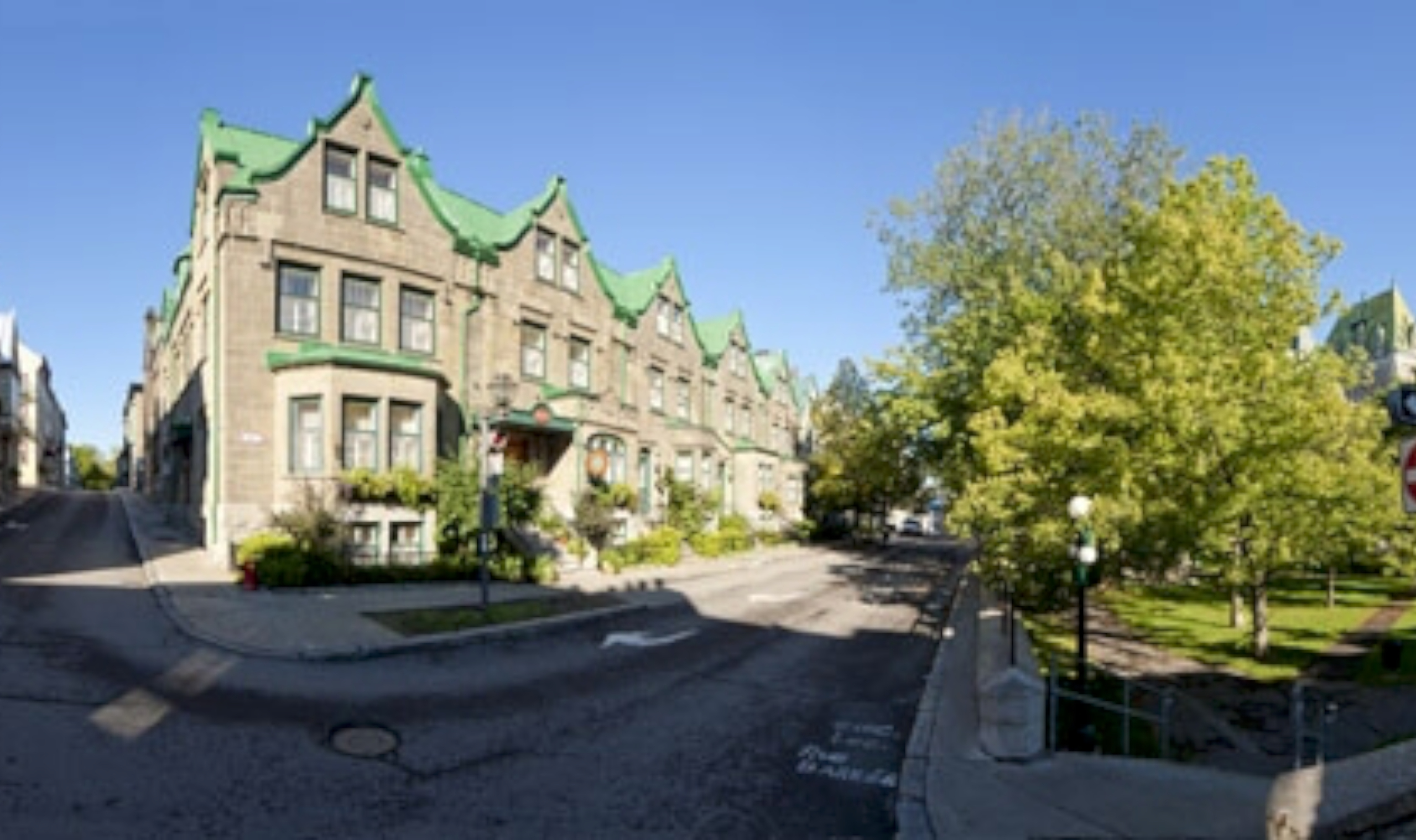 Hotel Champlain Quebec City Reviews