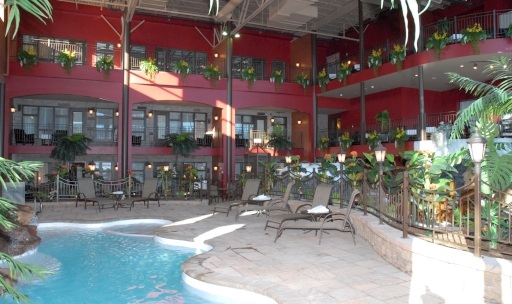 The Hotel Universel Is A Pleasant With Excellent Amenities And Good Location Just Few Minutes From St Foy Ping Centres