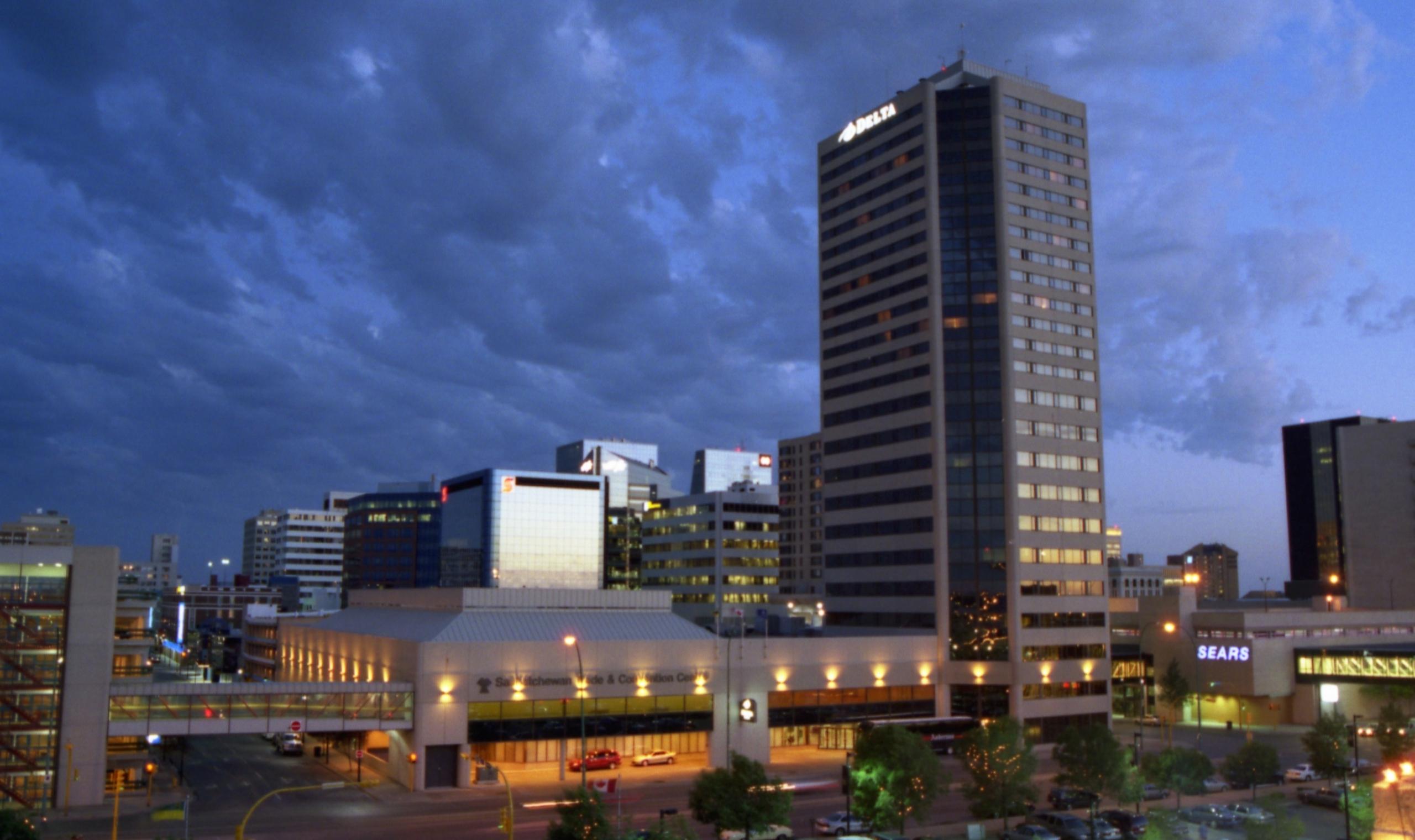 Delta Hotels By Marriott Regina Regina Sk