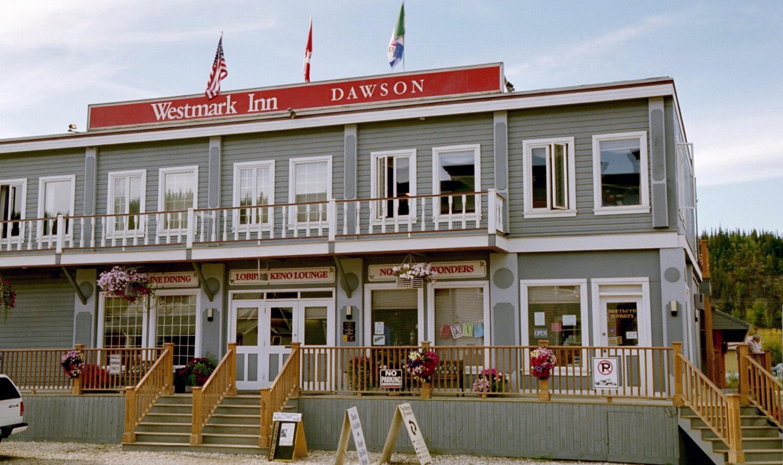 Westmark Inn Dawson City Dawson City Canadian Affair