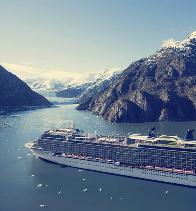 Alaska cruise and majestic Rockies